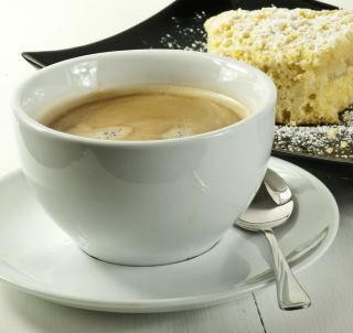 Welche Bohne für Cafe Crema?