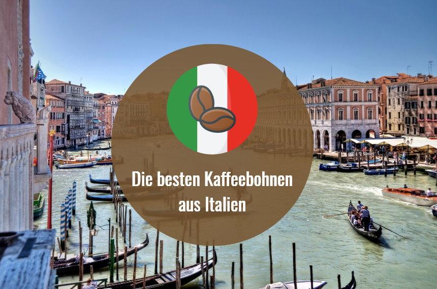 italienische kaffeebohnen test
