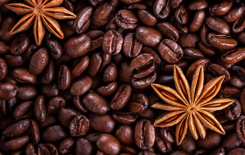 aromatisierte kaffeebohnen herstellung
